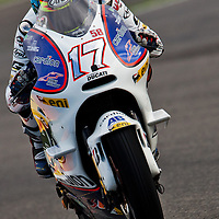 2011 MotoGP World Championship, Round 18, Valencia, Spain, 6 November 2011, KAel Abraham