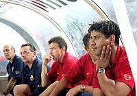 Fotball<br /> Spania 2003/2004<br /> Barcelona<br /> Frank Rijkaard<br /> Foto: Digitalsport<br /> Norway Only