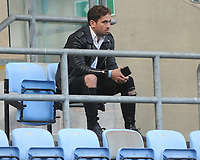 Rugby Union - 2019 / 2020 Gallagher Premiership - Semi-final - Wasps  vs Bristol Bears - Ricoh Stadium<br /> <br /> Danny Cipriani of Wasps watches from the stands<br /> <br /> COLORSPORT/ANDREW COWIE