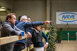 De Plecker Vic, BEL<br /> Nationaal Indoor Kampioenschap Pony's LRV <br /> Oud Heverlee 2019<br /> © Hippo Foto - Dirk Caremans<br /> 09/03/2019