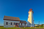 East Point Lighthouse<br />
