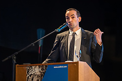29.01.2019, Stadtsaal, Lienz, AUT, TVBO Wahl 2019, Wahlwiederholung, im Bild Thomas Winkler, Hotel Pepo und Thomas Winkler OG // during the redial of the TVBO election at the Stadtsaal in Lienz, Austria on 2019/01/29. EXPA Pictures © 2019, PhotoCredit: EXPA/ Johann Groder