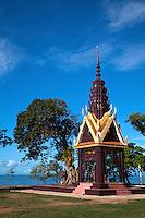Kep Pagoda, Kep