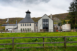 Ardnamurchan Distillery on Ardnamurchan Peninsula , Highland Region, Scotland, UK