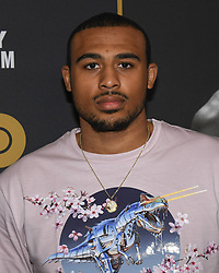 May 8, 2019 - Los Angeles, California, USA - 08, May 2019 - Pasadena, California. Talen Horton Tucker attends 'What's My Name | Muhammad Ali' HBO Documentary Premiere at Regal Cinemas LA LIVE 14 in Los Angeles, California. (Credit Image: © Billy Bennight/ZUMA Wire)