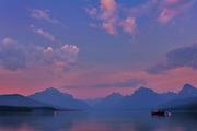 Lake McDonald, Glacier National Park, MT