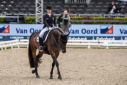 DodderVon Bredow-Werndl Jessica, GER, TSF Dalera BB<br /> European Championship Dressage<br /> Rotterdam 2019<br /> © Hippo Foto - Dirk Caremans<br /> Von Bredow-Werndl Jessica, GER, TSF Dalera BB