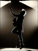 "Photo © 2013 David Bergman / http://www.DavidBergman.net -- Jon Bon Jovi performs during the Bon Jovi ""Because We Can"" world tour at the Spokane Arena in Spokane, WA on October 6, 2013."