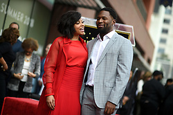 Kelvin Hayden attends the ceremony honoring Taraji P. Henson with a star on The Hollywood Walk Of Fame on January 28, 2019 in Los Angeles, CA, USA. Photo by Lionel Hahn/ABACAPRESS.COM
