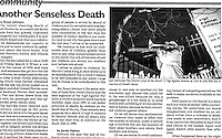 Hyde Park Herald - Chicago 1996