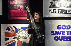 London - Entertainment Memorabilia Sale At Bonhams - 12 Dec 2016