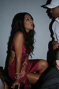 Kimora Lee Simmons. Karl Largerfeld hosts the launche of Dom Perignon Vintage 1998. Skylight Studios. 275 Hudson St. New York. 2 June 2005. ONE TIME USE ONLY - DO NOT ARCHIVE  © Copyright Photograph by Dafydd Jones 66 Stockwell Park Rd. London SW9 0DA Tel 020 7733 0108 www.dafjones.com