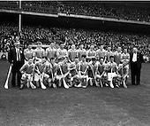 1963 Hurling Match Wexford v Union Team