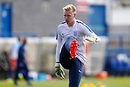 010916 England U19 v Netherlands U19