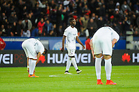 Deception Metz - 28.04.2015 - Paris Saint Germain / Metz - Match en retard - 32eme journee Ligue 1<br />Photo : Nolwenn Le Gouic / Icon Sport