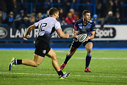 Steve Shingler of Cardiff Blues in action  - Mandatory by-line: Craig Thomas/JMP - 04/11/2017 - RUGBY - BT Sport Cardiff Arms Park - Cardiff, Wales - Cardiff Blues v Zebre Rugby Club - Guinness Pro 14