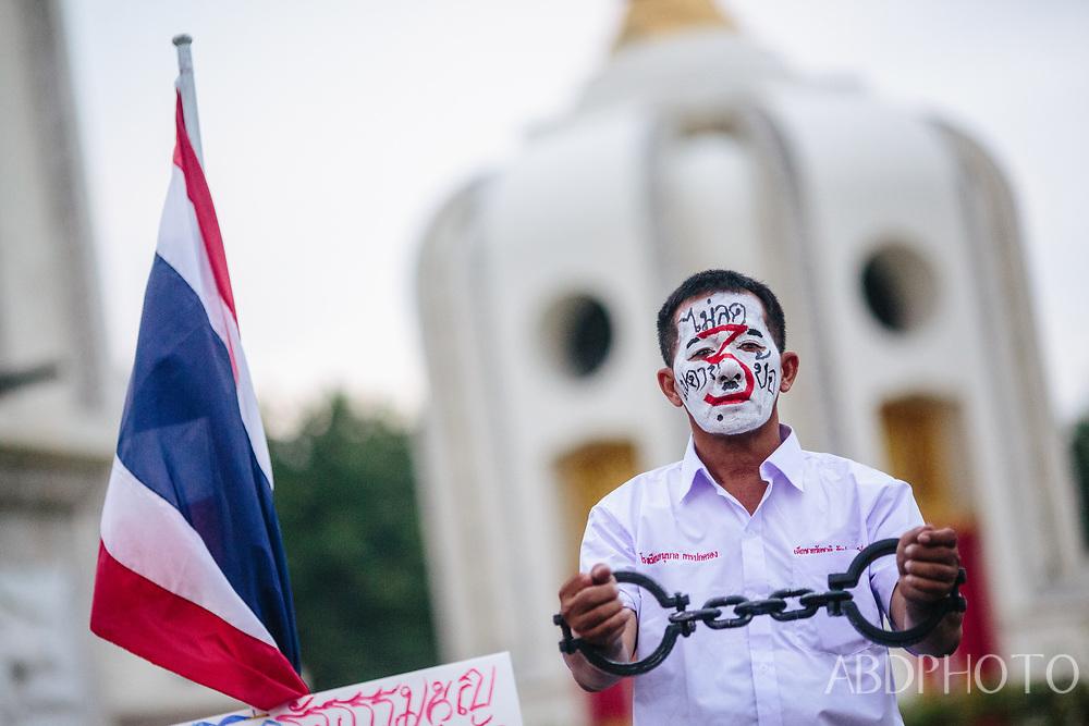 Bangkok protests 2020 Thailand