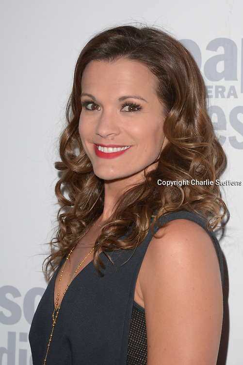 MELISSA CLAIRE EGAN at Soap Opera Digest's 40th Anniversary party at The Argyle Hollywood in Los Angeles, California