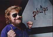 Sam Phillips is shown in this March 16, 1992 file photo in Memphis, Tenn. Phillips, who is known best for his recordings of Elvis Presley, died Wednesday, July 30, 2003. He was 80.