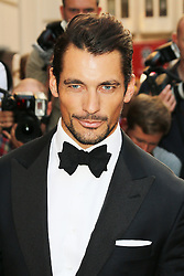 © Licensed to London News Pictures. 03/09/2013, UK. David Gandy, GQ Men of the Year Awards, Royal Opera House, London UK, 03 September 2013e. Photo credit : Richard Goldschmidt/Piqtured/LNP