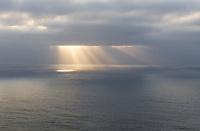 Big Sur sunset on California coastal photography tour.  ©2014 Karen Bobotas Photographer