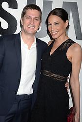 Rob Thomas and Marisol Thomas attending the Samsung Charity Gala at Skylight Clarkson Sq on November 2, 2017 in New York City, NY, USA. Photo by Dennis Van Tine/ABACAPRESS.COM