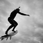 Kiteboarding - Newport