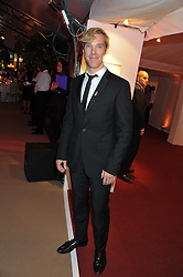 BENEDICT CUMBERBATCH at the Raisa Gorbachev Foundation Gala held at the Stud House, Hampton Court, Surrey on 22nd September 22 2011