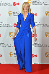 attending the Virgin TV British Academy Television Awards 2018 held at the Royal Festival Hall, Southbank Centre, London.