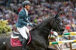 Delestre Simon, (FRA), Qlassic Bois Margot<br /> Rolex Grand Prix<br /> CHIO Aachen 2016<br /> © Hippo Foto - Dirk Caremans<br /> 17/07/16