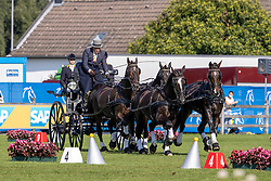 Chardon IJsbrand, NED, Balero, Eddy, Enrico, Generaal<br /> CHIO Aachen 2021<br /> © Dirk Caremans<br />  19/09/2021