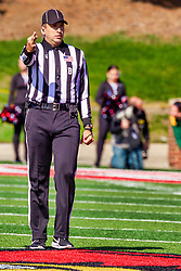 NORMAL, IL - October 16:  Kurt Dingmann during a college football game between the NDSU (North Dakota State) Bison and the ISU (Illinois State University) Redbirds on October 16 2021 at Hancock Stadium in Normal, IL. (Photo by Alan Look)