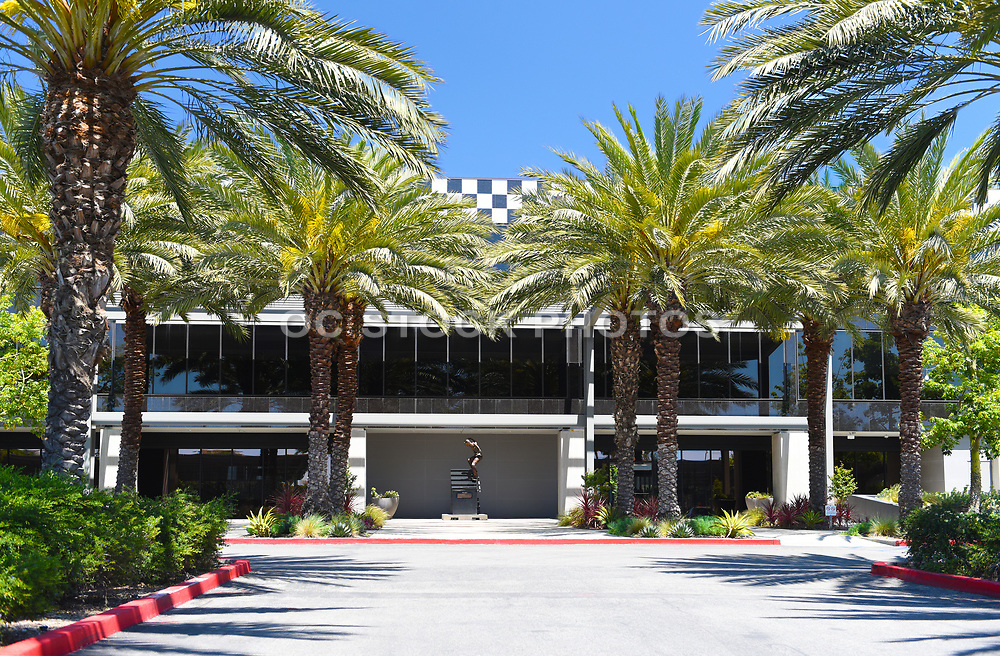 """Vans """"Off the Wall"""" Global Headquarters in Costa Mesa"""