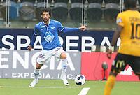 tippeliga, eliteserie, fotball, start, molde, 03.august, 2014<br />Etzaz Hussain, Molde<br />Foto: Ole Fjalsett