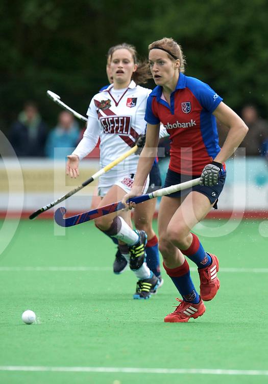 BILTHOVEN - SCHC v Amsterdam Dames<br /> Hoofdklasse dames Play Off<br /> Foto: Dirkse van den Heuvel Carlien<br /> FFU PRESS AGENCY COPYRIGHT FRANK UIJLENBROEK