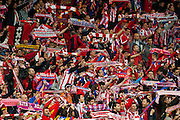 Atletico de Madrid supporters