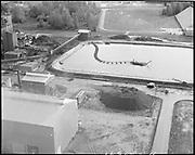 "Ackroyd 16965-11 ""Oregon Steel Mills. Aerials & ground photos. Rivergate. October 23, 1970."""