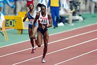 Friidrett, 23. august 2003, VM Paris,( World Championschip in Athletics),  Joice Maduaka