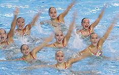 Artistic Swimming World Series - Beijing -  21 April 2018