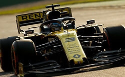 March 16, 2019 - Melbourne, Australia - Motorsports: FIA Formula One World Championship 2019, Grand Prix of Australia, ..#3 Daniel Ricciardo (AUS, Renault F1 Team) (Credit Image: © Hoch Zwei via ZUMA Wire)