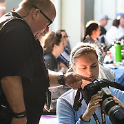 Behind the scenes with Sports Shooter Academy 14 in Costa Mesa, California on May 5, 2017.  Sports Shooter Academy is proudly sponsored by Nikon Professional Services (www.nikonpro.com).  ©SportsShooterAcademy