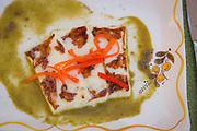 Queso, Cheese appetizer, Solar de las Animas Hotel, Tequila, Jalisco, Mexico