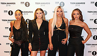 Little Mix, Leigh-Anne Pinnock, Perrie Edwards, Jesy Nelson, Jade Thirlwall, BBC Radio 1 Teen Awards 2018, SSE Wembley Arena, London, UK, 21 October 2018, Photo by Richard Goldschmidt