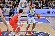 DESCRIZIONE : Beko Legabasket Serie A 2015- 2016 Playoff Quarti di Finale Gara3 Dinamo Banco di Sardegna Sassari - Grissin Bon Reggio Emilia<br /> GIOCATORE : Rok Stipcevic<br /> CATEGORIA : Palleggio Schema Mani<br /> SQUADRA : Dinamo Banco di Sardegna Sassari<br /> EVENTO : Beko Legabasket Serie A 2015-2016 Playoff<br /> GARA : Quarti di Finale Gara3 Dinamo Banco di Sardegna Sassari - Grissin Bon Reggio Emilia<br /> DATA : 11/05/2016<br /> SPORT : Pallacanestro <br /> AUTORE : Agenzia Ciamillo-Castoria/L.Canu