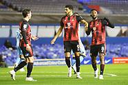 Coventry City v Bournemouth 021020