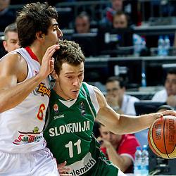 20100910: TUR, Basketball - 2010 FIBA World Championship, Slovenia vs Spain