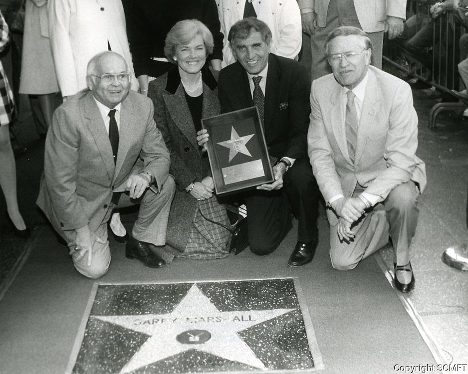 1983 Gary Marshall's Walk of Fame ceremony