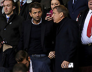 New Swindon Town directer of football Tim Sherwood in the stands before the English Football League One match at Bramall Lane, Sheffield. Picture date: December 10th, 2016. Pic Jamie Tyerman/Sportimage