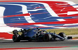 November 2, 2019, Austin, United States of America: Motorsports: FIA Formula One World Championship 2019, Grand Prix of United States, .#44 Lewis Hamilton (GBR, Mercedes AMG Petronas Motorsport) (Credit Image: © Hoch Zwei via ZUMA Wire)