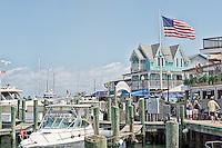 Church's Pier,Marthas Vineyard,Massachusetts.
